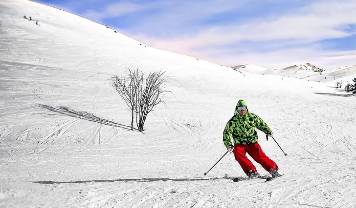 Les meilleures stations de ski à proximité de nous