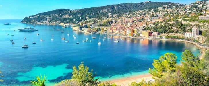 5 endroits à voir à la Côte d'Azur
